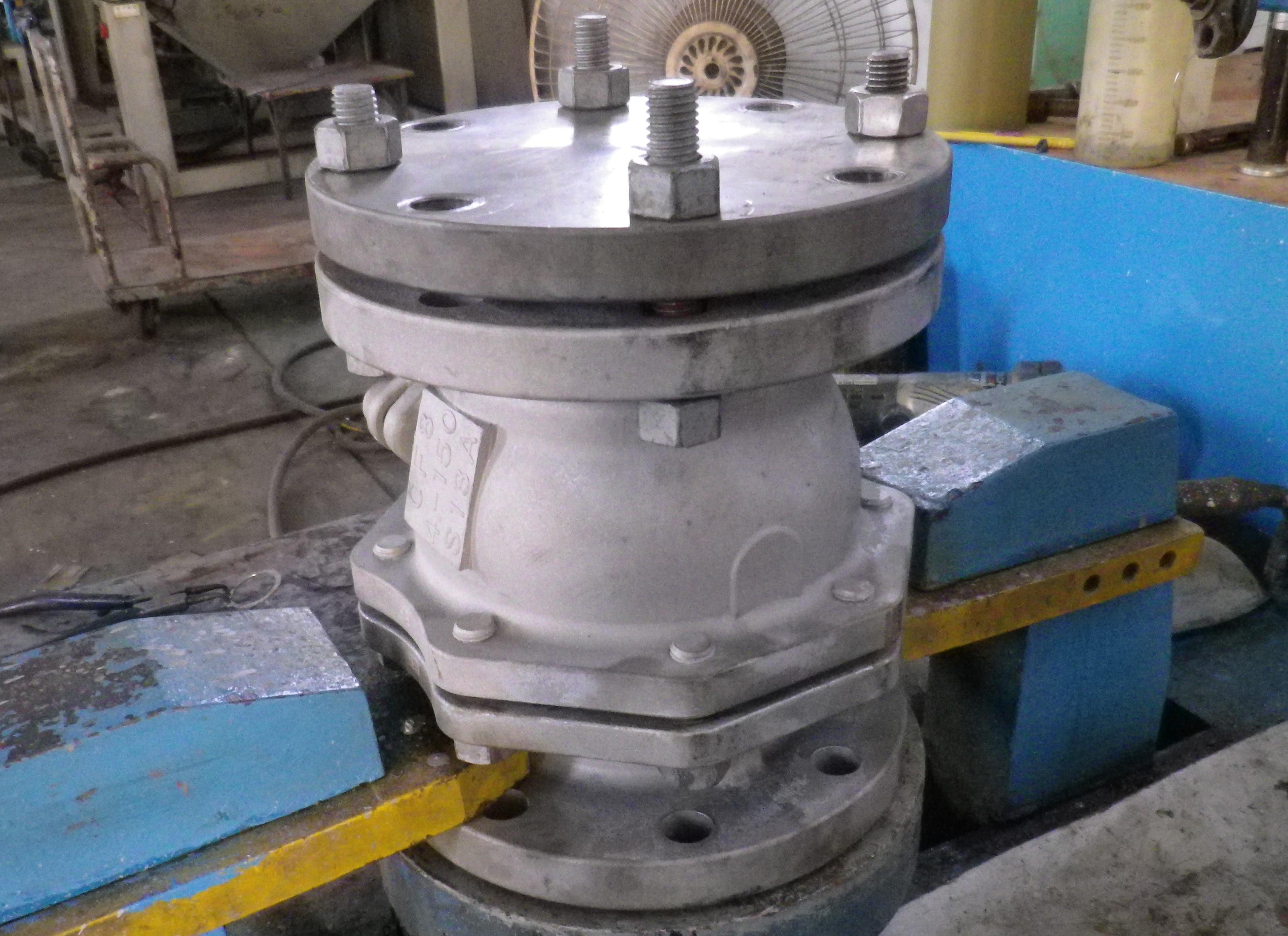 球塞閥氣壓測試